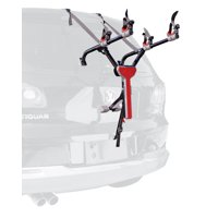 Allen Sports Ultra Compact 2-Bicycle Trunk Mounted Bike Rack Carrier, MT2