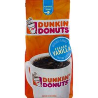 Dunkin' Donuts Dunkin Donuts French Vanilla Ground Coffee