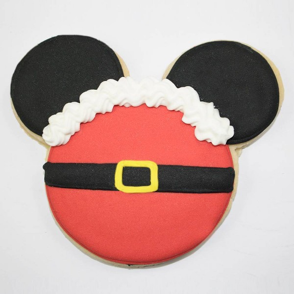 Disney Mickey Mouse & Friends Holiday Mickey Sugar Cookie - 2.12oz