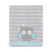 Parent's Choice Applique Blanket, Owl