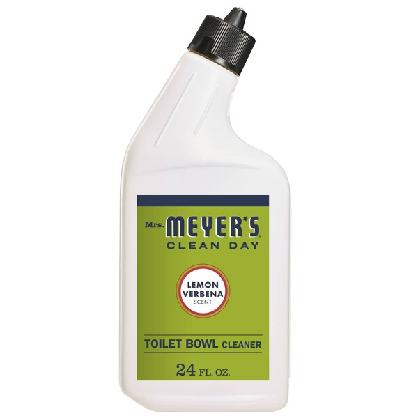 Mrs. Meyer's Lemon Verbena Toilet Bowl Cleaner - 24 fl oz