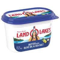Land O' Lakes Butter with Olive Oil & Sea Salt