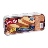 Sara Lee Pound Cake All Butter