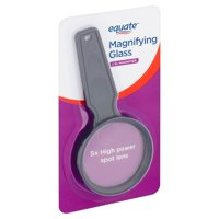 Equate Handheld Magnifying Glass