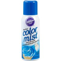 Wilton Blue Color Mist Food Color Spray, 1.5 Oz.