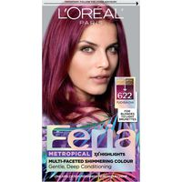 Feria® Multi-Faceted Shimmering Permanent Hair Color Fuchsia-Cha