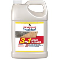 Thompson's Waterseal Thompson 3 In 1 Wood Cleaner, 1 Gallon