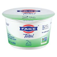 Fage Total 2% Milkfat All Natural Lowfat Greek Strained Yogurt