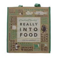 Green Earth Bags Really Into Food Medium Eco Bag