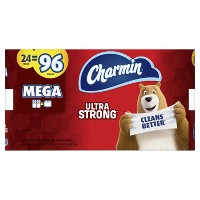 Charmin Ultra Strong Toilet Paper - Mega Rolls