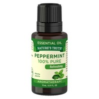 Nature's Truth Peppermint Aromatherapy Essential Oil - 0.51 fl oz