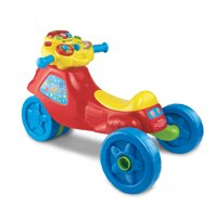 VTech, 2-in-1 Learn and Zoom Motorbike, Riding Toy for 1 Year Old