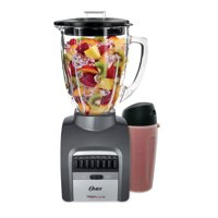 Oster Smash Blend 14 Speed 300 Blender with Smoothie Cup