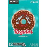 Keurig Coffee, Extra Bold, Medium Roast, Regular, K-Cup Pods
