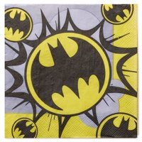 Batman Paper Party Napkins, 16ct