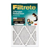 Filtrete 12x24x1, Allergen Reduction HVAC Furnace Air Filter, 1200 MPR, 1 Filter