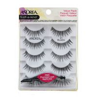 Andrea Lashes, Black 21, Value Pack