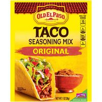Old El Paso Taco Seasoning Mix, Original