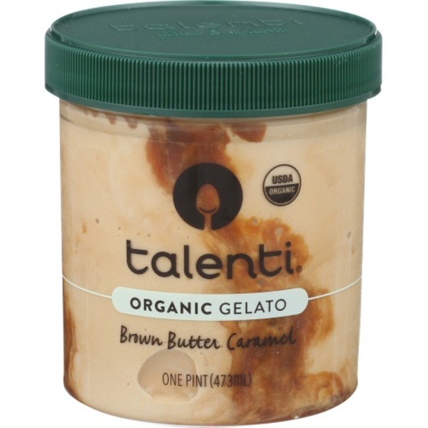 Talenti Gelato Brown Butter Caramel