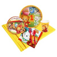 Daniel Tiger's 1st Birthday Party Pack