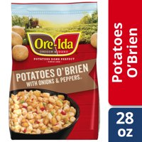 Ore-Ida Potatoes O'Brien With Onions and Peppers, 28 oz Bag