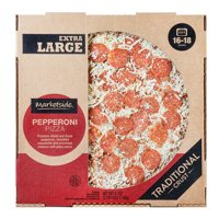 Marketside Pepperoni Pizza, Extra Large