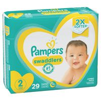Pampers Diapers Size 2