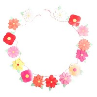 Flower Garland - Spritz™