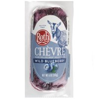Roth Blueberry Goat Cheese, 4oz
