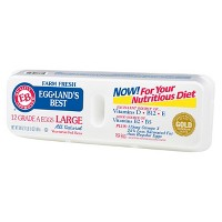 Eggland's Best Grade A Large Eggs - 12ct