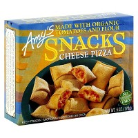 Amy's Frozen Cheese Pizza Snacks - 6oz