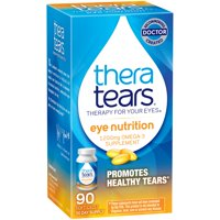 Theratears 1200 mg, 90 ct Eye Nutrition Omega-3 Softgels