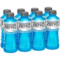Powerade Zero Sports Drink, Mixed Berry, 20 Fl Oz, 8 Count