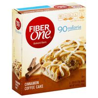 Fiber One Bars, Soft-Baked, Cinnamon Coffee Cake