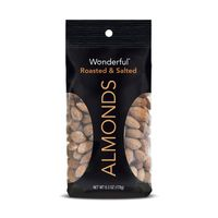 Wonderful Almonds, Roasted & Salted