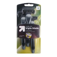Men's Triple Blade Disposable Razor - 3ct - Up&Up™