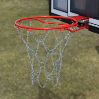 Athletic Works Heavy-Duty Indoor & Outdoor Steel Chain Basketball Net