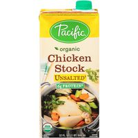 Pacific Organic Unsalted Chicken Stock