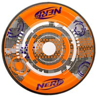 Unique Industries Nerf Party Paper Dessert Plates, 7 In, 8 Count