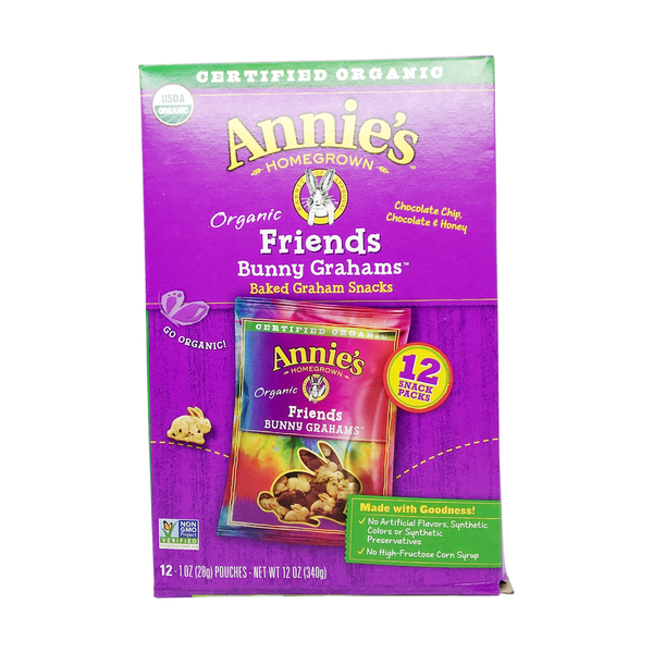 Organic Friends Cookie 12 Pack