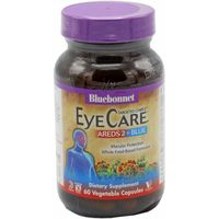 Bluebonnet Eye Care, Areds 2 + Blue, Vegetable Capsules
