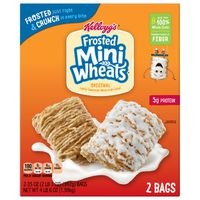 Kellogg's Frosted Mini Wheats, 2 x 35 oz
