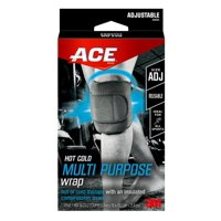3M ACE Hot Cold Compression Multi Purpose Wrap, Adjustable