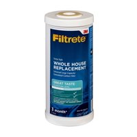 Filtrete Large Capacity Whole House Granulated Activated Carbon Replacement Water Filter 4WH-HDGAC-F01
