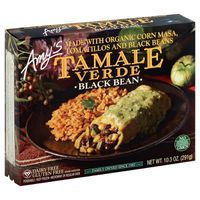 Amy's Tamale Verde, Black Bean