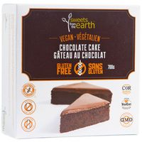 Treats From The Earth Cake, Gluten Free, Chocolate