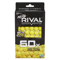 Nerf Rival 60-Round Refill Pack - Walmart Exclusive