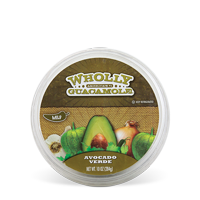 Wholly Guacamole Avocado Verde Mild, 10 oz