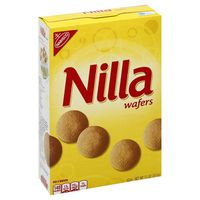 Nabisco Nilla Wafers