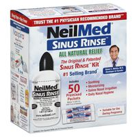 Neil Med Sinus Rinse Kit